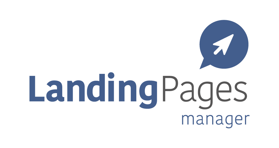 logo landing pages manager